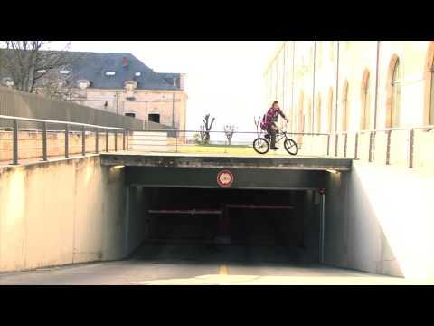 BMX: Luc Legrand for Etnies BMX