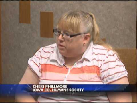 Iowa County Humane Society Assistance, 8-2-12, 6am