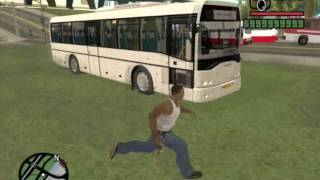 GTA San Andreas - IKARUS EAG E95 [Gameplay & Preview]
