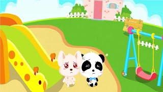 Gấu Trúc Kiki Và Miumiu || Trò Chơi Bé - Bé Tập Thể Dục
