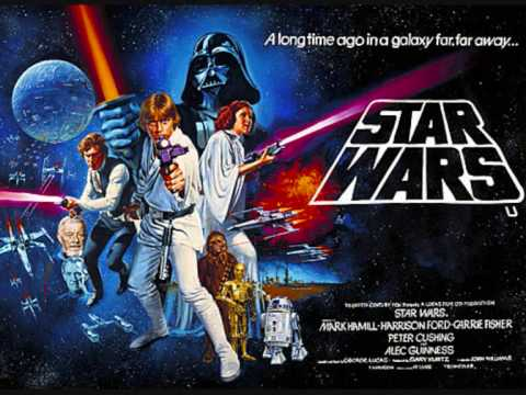 The Tales Of A Jedi Knight - Learn About The Force (8) - Star Wars Episode IV: A New Hope Soundtrack