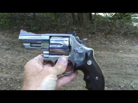 ".44 Magnum Close-up (629 with 3"" barrel)"