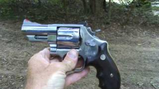 ".44 Magnum Close-up (629 with 3"" barrel)"