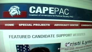 Misleading Campaign Websites Take Donor Cash