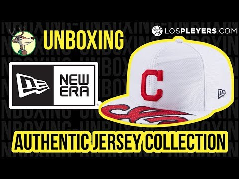Unboxing Los Pleyers / New Era Authentic Jersey Collection
