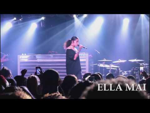 Ella Mai and Jahkoy Sweet Sexy Savage Tour LIVE!