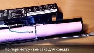 видео Аккумулятор для ноутбука Asus k56