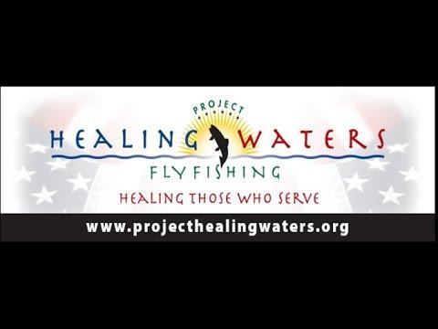 Project Healing Waters - Umpqua Program 2017