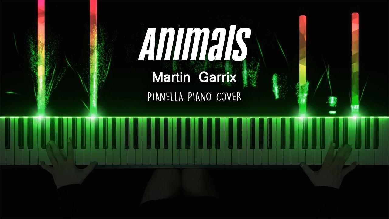 Martin Garrix - Animals | Piano Cover by Pianella Piano