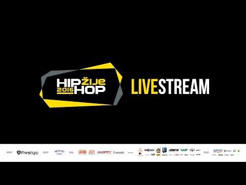HipHop Žije 2016 - 2 Deň ( HipHop Reality Wagon )