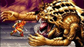 Blade Master (Arcade) All Bosses (No Damage)