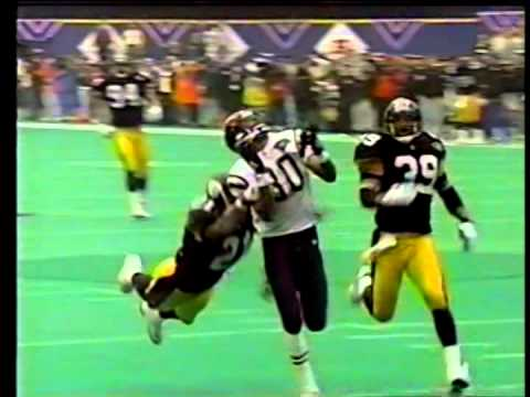 Post Chargers vs. Steelers, NFL Live, 1995