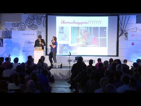 re:publica 2013 - Nilz Bokelberg, Markus Herrmann: Herm und Nilz präsentieren: Das Internet - Der Pr on YouTube