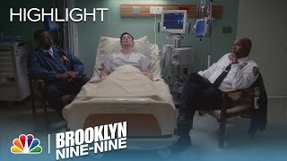 Brooklyn Nine-Nine - Captain Holt Is Taken by Surprise (Episode Highlight)