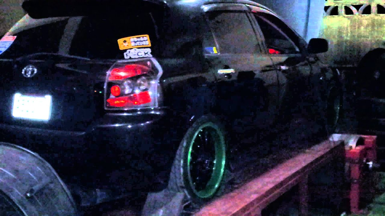 toyota runx Toyota RunX Interior