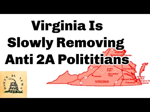 Small Virginia Elections Flip Blue Cities To Red! Change Is Coming.