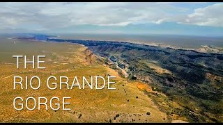 Camp in the Rİo Grande Gorge, Taos New Mexico, Camping, Hiking