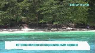 Пхукет - Симиланские острова Oднодневная экскурсия HD(вы или ваши близкие планируете отдых на о.Пхукет Таиланд ?