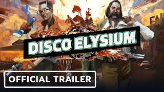 Disco Elysium - Official Trailer | Summer of Gaming 2020