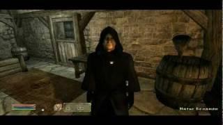 Oblivion: предатель Темного Братства выдает себя
