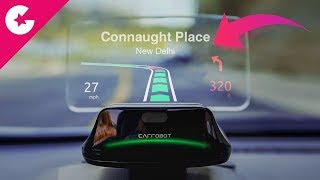 Carrobot C2 Lite Head Up Display (HUD) - Unboxing & Review!!