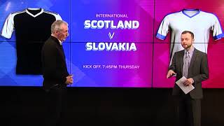 Scotland vs. Slovakia Match Preview
