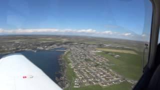 PA28 Inverness - Kirkwall