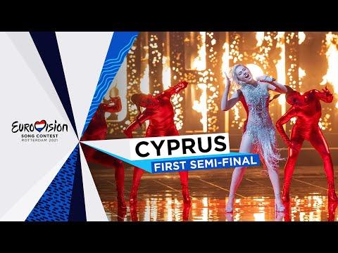 Elena Tsagrinou - El Diablo - LIVE - Cyprus ?? - First Semi-Final - Eurovision 2021