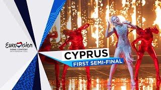 Elena Tsagrinou - El Diablo - LIVE - Cyprus 🇨🇾 - First Semi-Final - Eurovision 2021