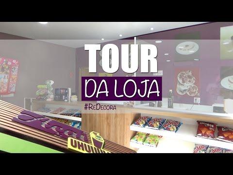 Tour pela Loja | Projeto de Reforma :: Rebeca Salvador DIY