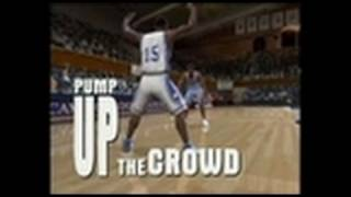 NCAA March Madness 2005 Xbox Gameplay