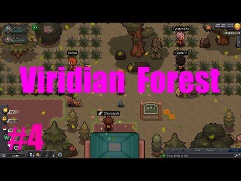 Pokemon Revolution Online Let's Play (Ep.4) - Viridian Forest 2016