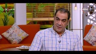 8 الصبح - د/ أيمن فريد طبيب نادي الزمالك السابق: أحمد الشناوي لم يهرب والإارة لا تتدخل في العلاج
