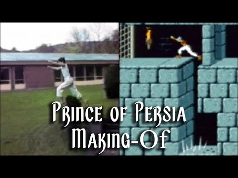 Interview Jordan Mechner [Prince of Persia] 🎙 en Français
