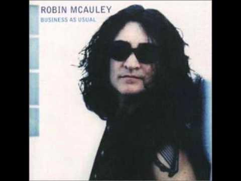 Robin McAuley - One Way Ticket