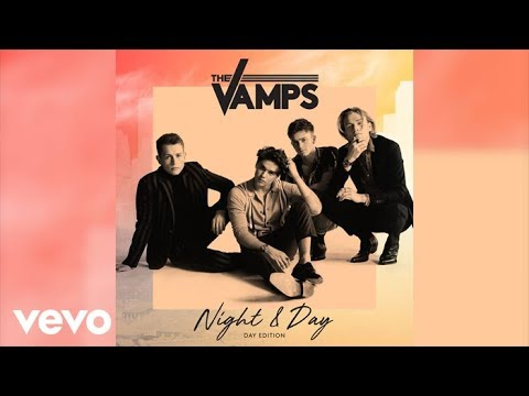 The Vamps & Kris Kross Amsterdam - Cheap Wine (Audio)