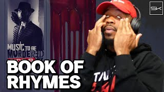 Download EMINEM - BOOK OF RHYMES - WHO WANTS WAR WITH EMINEM? - REACTION