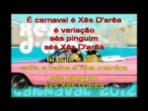 Xês D'arêa 2012 Karaoke by Emanuel Meca