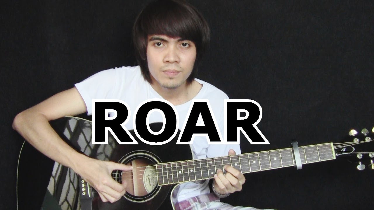 Roar katy perry fingerstyle guitar cover youtube voltagebd Gallery
