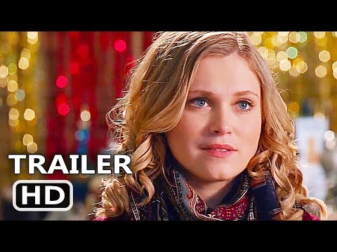 CHRISTMAS INHERITANCE   2017 Eliza Taylor, Romance, Netflix Movie HD