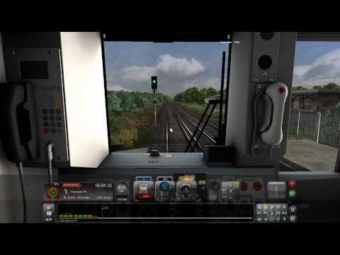 Train Simulator 2014 Class 319 EMU Haywards Heath to Brighton