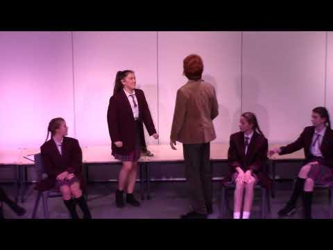 School of Rock Musical Part 1 (scene extracts)