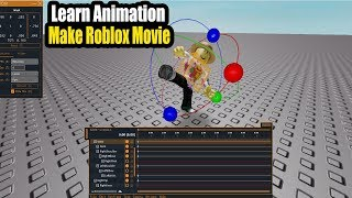 How To Animate And Make Roblox Movies - Roblox Animation Tutorial Part1