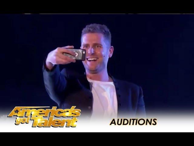 Rob Lake: Illusionist Does REAL MAGIC! NO WAY! | America's Got Talent 2018