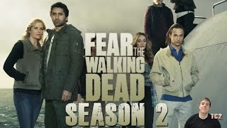 Fear The Walking Dead Season 2 Premiere - Episode Names and Descriptions!