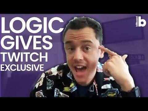 Logic Talks Retirement, Exclusive Twitch News Around 'No Pressure' Album   Billboard Interview