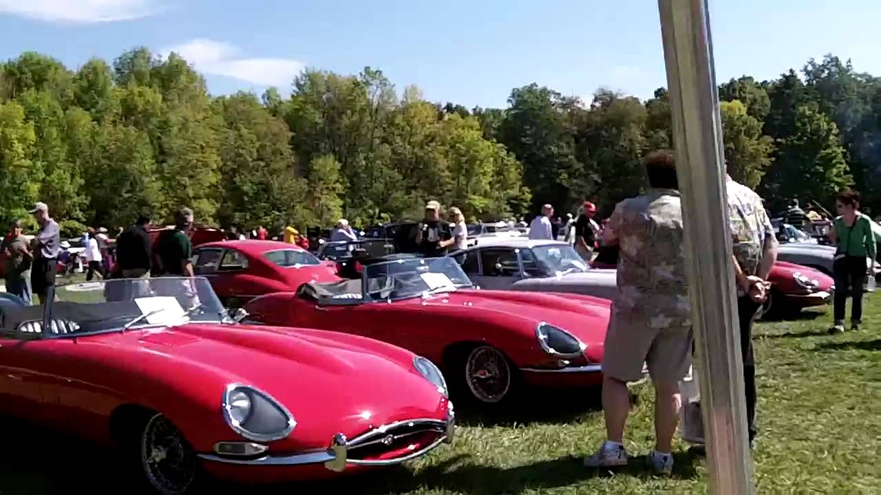 toronto triumph club's british car day, september 16th, - youtube