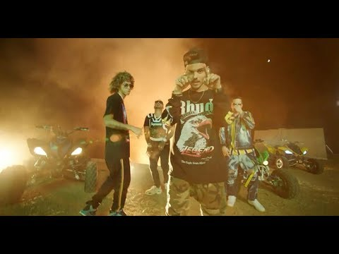 Yenddi, Abraham Mateo Feat. De La Ghetto + Jon Z  - Bom Bom (Official Video)