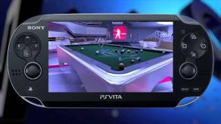PS Vita (NGP) E3 Trailer