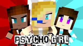 Minecraft Zombie Clowns Murder Mystery / Psycho Girl and Friends Solve Murder Mystery